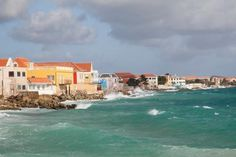 Curacao and nearby islands only get hurricanes once every 28 years. http://yhoo.it/1r9b1zw