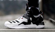 sale retailer e2a88 54455 Adidas D Rose 7 BHM Arthur Ashe Tenis, Zapatillas, Ropa, James Harden,