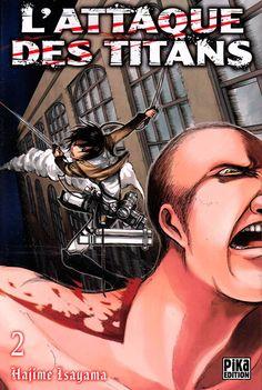 L'attaque des Titans - 2 - Hajime Isayama
