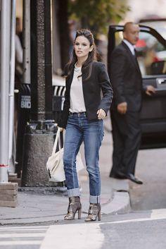 Rachel Bilson: jeans