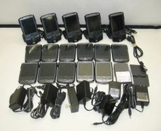 Lot of 16 HP iPAQ HX2790B PDA Pocket PC Charge Cradles More 0882780062900 | eBay