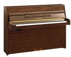 Yamaha b1 SG2 Silent Piano In Polished Walnut Finish