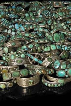 You can never have too many! How many friends do you have that love turquoise too?