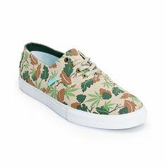 7a1d22605273 Diamond Supply Co Diamond Cuts Tan Camo Canvas Shoes