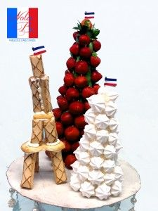 Bastille Day Sweets