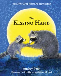 There are so many great children's books on the market that cover the topic of going to school or starting kindergarten and these may help prepare your child for the transition to school. My all time favorite title is 'The Kissing Hand' by A. Starting School, Beginning Of School, First Day Of School, Back To School, School Stuff, School Starts, Books To Read, My Books, Album Jeunesse