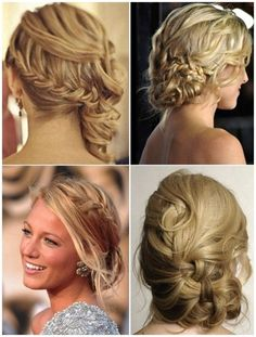 Hairstyles For Wedding Guest Bridesmaid Hairstyle Weddingsfav Hairstyles Wedding Bridesmaids
