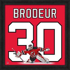 Martin Brodeur  NJ Devils, My favorite on the team <3 AMAZING