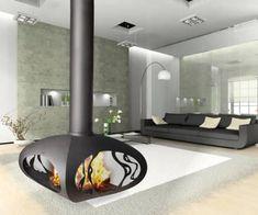De Style Fireplace