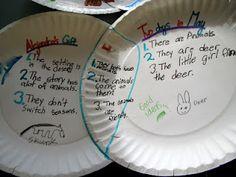 Venn diagram paper