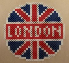 Perler Beads London