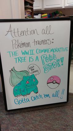 The Canterbury Public Library wants you to be the very best… like no one ever was.