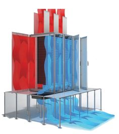 Cabinet for raised-floor data centers (October 2014). IsoFlo fully-contained cabinet isolates inlet and exhaust airflow paths for reported efficient and flexible data-center design and operation. http://www.nxtbook.com/nxtbooks/cbp/201410/#/54