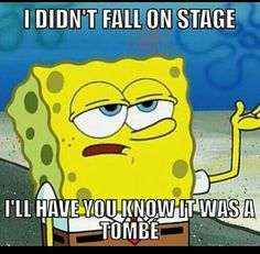 Only dancers would get this haha :)