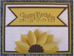 Blossom Petals Punch Sunflower