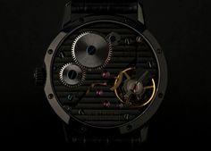DIETRICH 1969 - Night NEW Emmanuel Dietrich Born in the French watch-making town of Besançon, Emmanuel . Fine Watches, Mens Fashion, Elegant, Accessories, Graphics, Luxury, Night, Moda Masculina, Classy