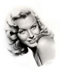 Marilyn Monroe diva Coletânea de fantásticos desenhos a lápis | Fottus