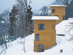 Florian Nagler - Hotel Tannerhof renovation and addition, Bayrischzell 2011. photos (C) Stefan Müller-Naumann.