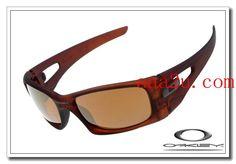 Oakley crankcase sunglasses polished rootbeer / bronze iridium $13.00