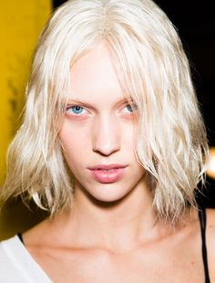 Wigging Out: At Theyskens' Theory - Celebrity Style and Fashion from WhoWhatWear