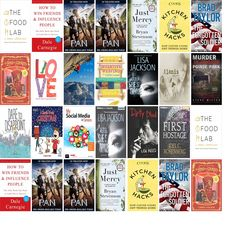 """Wednesday, December 30, 2015: The Northern Onondaga Public Library has 11 new bestsellers and nine other new books in the Top Choices section.   The new titles this week include """"The Food Lab: Better Home Cooking Through Science,"""" """"How to Win Friends & Influence People,"""" and """"PAN: SPECIAL EDITION."""""""