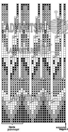 Вязаный спицами длинный джемпер с красивой жаккардовой кокеткой Cable Knitting, Fair Isle Knitting, Knitting Charts, Knitting Stitches, Knitting Needles, Hand Knitting, Fair Isle Chart, Fair Isle Pattern, Stitch Patterns