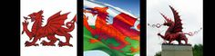 Welsh Flag Tattoo Designs Red welsh dragon tattoos - what do they mean ...