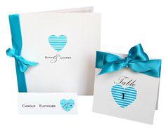 wedding invitan-turquoise
