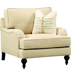 Erin Matching Chair, Living Room Furniture | Havertys Furniture