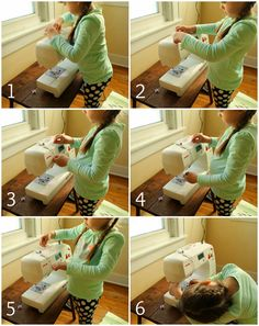 Tiny Sewists: Teaching Kids to Sew :: Lesson 10 Threading the Machine