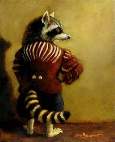 Original art in oil by Olivia Beaumont. Beaumont Studio.