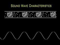Physics of Sound Episode 1 - Sound behaviour part 1--good for review after lecture 2