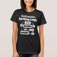 Rottweiler Barking Logic T-Shirt   puppy rottweiler, rottweiler dog, baby rottweiler puppies #rottweilerpuppy #rottweilerfamily #rottweilervideos Design T Shirt, Shirt Designs, Boys T Shirts, T Shirts For Women, Softball Shirts, Cute Cheerleaders, Birthday Gifts For Boys, Teen Birthday, Birthday Stuff