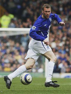 Duncan Ferguson Rugby Players, Football Players, Dundee United, Hull City, Hard Men, Everton Fc, Retro Football, Football Program, Sport