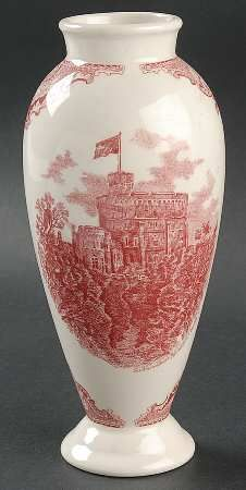 johnson brothers england pitcher | JOHNSON BROTHERS Old Britain Castles-Pink (No Crown-Made England ...