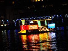 Lake Havasu City Arizona Boat Christmas parade