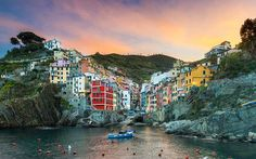 Destination 7 Continents: Italy to Limit Tourists to Cinque Terre | Travel  ...