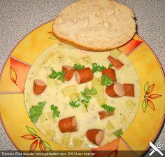 Kartoffel - Käse - Suppe