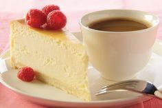 White Chocolate Cheesecake Image 1