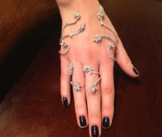 ring jewelry for thumb and forefinger - Google Search