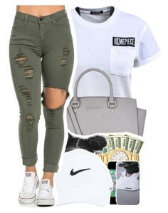 """Untitled #412"" by mindset-on-mindless ❤ liked on Polyvore featuring beauty, Dimepiece and MICHAEL Michael Kors"