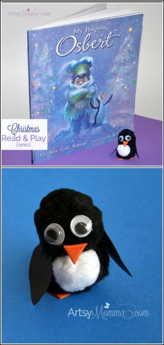 Pom Pom Penguin - My