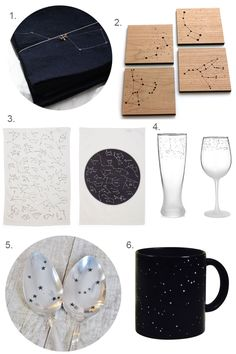 A Starry Night in Your Kitchen: 6 Constellation-Themed Picks — Making Us Happy