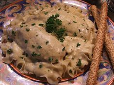 """Crock Pot Cream Cheese Ranch Chicken: my 4 year old is loving it  This is a recipe that was derived from Miss Annie's Crock Pot Cream Cheese Chicken that I attempted to make but found that I didn't have exactly the right ingredients...Since my kids love ranch dressing, this version really """"hit home"""" with them...(They were literally """"licking their plates"""" after they were done!)  I thank you so much, Miss Annie, for your inspiration for this """"alternative ranch-flavored"""" recipe! :)"""