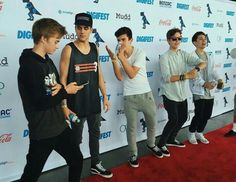Jack & Jack,Hayes Grier,Carter Reynolds and Matthew Espinosa ❤ Beautiful