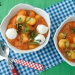 Heavenly Gnocchi with Tomato Sauce