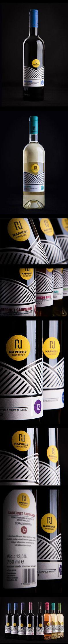 Expanded pin Naphegy Pincészet | Sunhill Winery by Tamás Csility PD