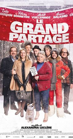 """Directed by Alexandra Leclère. With Karin Viard, Didier Bourdon, Valérie Bonneton, Michel Vuillermoz. An unusually cold winter forces the french government to push the best housed people to accommodate some poor fellow citizens. The decree called """"Le Grand Partage"""" creates some trouble among the residents of a Paris upscale apartment block."""