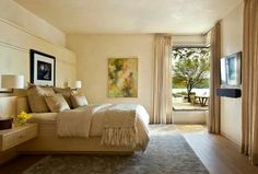 http://thewinephotographer.com/tv-in-bedroom-decorated-artistically-and-stunningly-as-interior-decor/