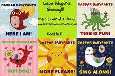 Caspar Babypants Giveaway